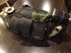 What should you have in your bugout bag? Here's a real-life example.
