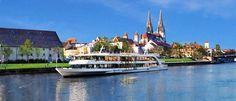 Schifffahrt Kristallkönigin Regensburg