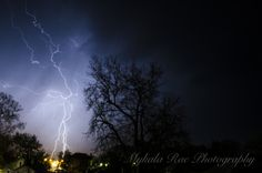 Storms over Junction City, KS || Photo by Mykala Rae Photography MykalaRae.com