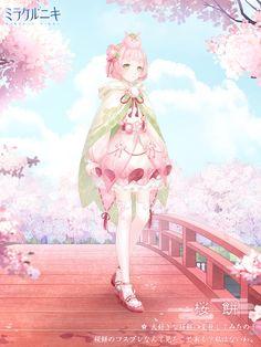 大好きな桜餅に変身してみたの!桜餅のコスプレなんて見たことある?私はないわ。