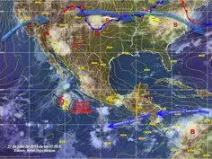 Periodismo sin Censura: Pronóstico Meteorológico General