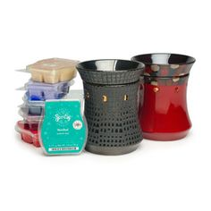 Scentsy - We Make Perfect Scents!  Perfect full size 2 full size warmers of your choice and 6 bars of your choice $75