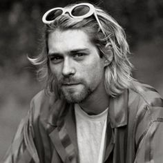 Kurt Cobain - Nirvana                                                                                                                                                                                 More