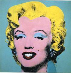 Marilyn - Andy Warhol
