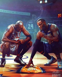 Basketball Discover Jordan & James for Bryant Poster by SNL Czuc Michael Jordan & Lebron James for Kobe Bryant Millions of unique designs by independent artists. Find your thing. Lebron James Lakers, Kobe Bryant Lebron James, Lakers Kobe Bryant, Lebron Kobe Jordan, Lebron 16, Michael Jordan Basketball, Kobe Bryant Michael Jordan, Mvp Basketball, Michael Jordan Art