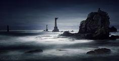 L'image du jour : Ouessant la Pointe de Pern en Bretagne