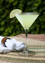 Margarita -- Yum! Didn't have cointreau so used Triple sec, and didn't have lime juice, so used lemon juice. Good balance!