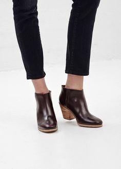 Rachel Comey Mars Ankle Boot (Clove)