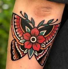 Cute Tattoos, Leg Tattoos, Beautiful Tattoos, Body Art Tattoos, Small Tattoos, Sleeve Tattoos, Tatoos, Traditional Tattoo Inspiration, Traditional Style Tattoo