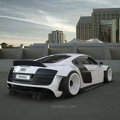 Espectacular Audi USA