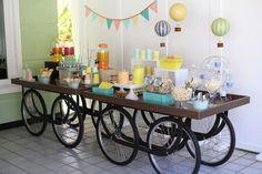 Festa Bella Fiore Brinquedos Antigos Toys Party by Bella Fiore