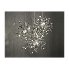 Terzani, Argent Multiple Suspension Light, Buy Online at LuxDeco