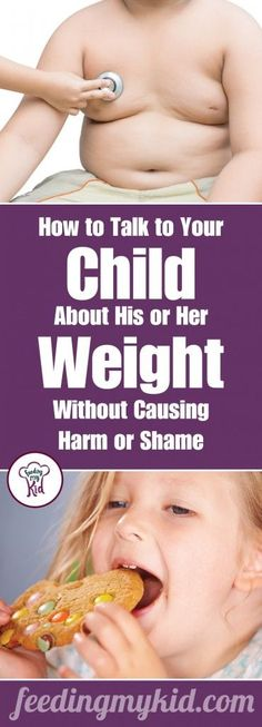 How to Talk to Your Kids About Their Weight - In this article, you will learn the best ways to have the weight discussion with your child that is effective and emotionally protective. If done correctly, this conversation will pave the way for a healthy lifestyle for your family. Obesity in Children, obese children, children obesity, overweight children, diets for kids, diet for kids