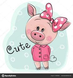 depositphotos_184858362-stock-illustration-cute-piggy-girl-isolated-on.jpg 1 600×1 700 пикс #artideas