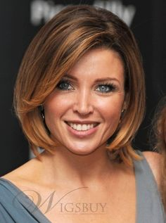 Top Quality Custom Dannii Minogue's Hairstyle Short Straight Human Remy Hair Full Lace Cap Best Wig about 10 Inches. Grab unbeatable discounts up to Off at Wigsbuy using Coupon and Promo Codes. Short Hairstyles For Women, Celebrity Hairstyles, Bob Hairstyles, Straight Hairstyles, 100 Human Hair, Human Hair Wigs, Medium Hair Styles, Short Hair Styles, Celebrity Bobs