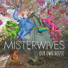 MisterWives discovered using Shazam
