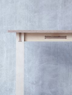 Open Desk Cc Oak Wood Desk