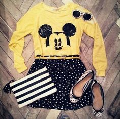 Cute Micky mouse shirt