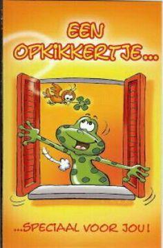 .beterschap Get Well Soon, Good Morning, Wish, Paper Crafts, Cartoons, Humor, Cards, Posters, Buen Dia