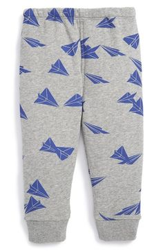 Free shipping and returns on Munsterkids 'So Fly Lil Guy' Graphic Sweatpants (Baby) at Nordstrom.com. Paper airplanes zoom across comfy cotton sweatpants perfect for cuddle time and play time.