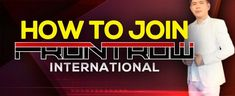 Vince Servidad - Join Frontrow or Buy Frontrow Products Make Money Online, How To Make Money, How To Become, Whitening Soap, People Change, Multi Level Marketing, Good Skin, Health And Beauty, Anti Aging