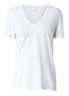 Op zoek naar Isabel Marant Étoile Kranger T-shirt van linnen ? Ma t/m za voor 22.00 uur besteld, morgen in huis door PostNL.Gratis retourneren.