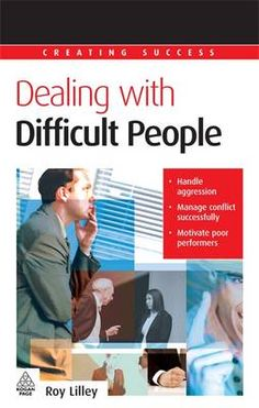 British Council India library catalogue › Details for: dealing with difficult…