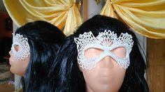 Silviatetetami / Plesová škraboška Crown, Earrings, Jewelry, Fashion, Jewellery Making, Moda, Stud Earrings, Ear Rings, Jewelery