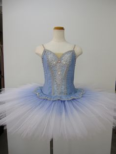 "This professional tutu is created for the role of ""Giselle"" in the first Act.. it can also be used for any other peasant roles, like the ""Peasant Pas de Deux"" in Giselle, ""Flower Festival in Genzano"""