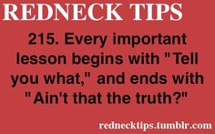 ENJOY LIFE AT MAXIMUM    Enjoy, like repin !        REDNECK TIPS � Posts Tagged �redneck tip�