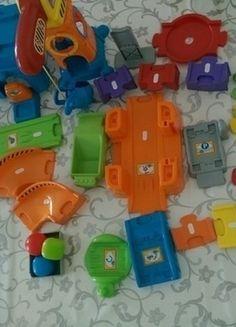 Kaufe meinen Artikel bei #Mamikreisel http://www.mamikreisel.de/spielzeug/lernspielzeug/28213499-tut-tut-flitzer-paket