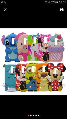 For LG Stylus Stylo 2 cases Cute Stitch unicorn Pig Minnie Tiger Cake Ice  Cream Silicone Rubber back Cover 4c6aae9b46cc