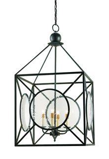 Beckmore Lantern   Currey and Company