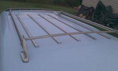 1973 Plymouth Satellite Custom roof rack