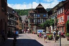 Эльзас, Франция