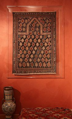 ANTIQUE SCIRVAN MARASALI D. 1786 • Showroom Carpets | Quality Carpet Exhibition - Floor Coverings and Carpets Buying