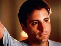 Andy Garcia as Michael Green in 'When A Man Loves A Woman': A man who takes care of his family is sexy -- period. And when the chips were down for Michael (Andy Garcia), he did what was necessary, stepped up & sent his alcoholic wife (Meg Ryan) to a rehab facility. Facing the obstacles of being the only responsible parent, Michael was the perfect mix of strength &  sensitivity -- tucking his kids into bed, then carrying his barely conscious wife to theirs. Stole ours hearts ...
