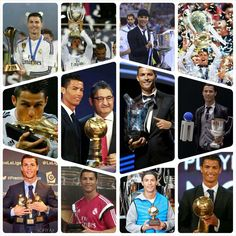 All Ronaldo's Trophies in 2014