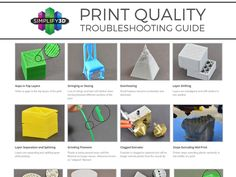 New Guide Makes It Easy for Anyone to Improve Their 3D Print Quality | Simplify3D | 3D Hubs Talk