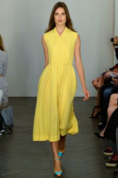 Emilia Wickstead Spring 2014 Ready-to-Wear Collection Slideshow on Style.com