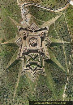 Nossa Senhora da Graça Fort, Portugal.                                                                                                                                                                                 More