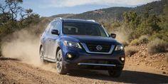 2017 Nissan Pathfinder Review, Price, Interior