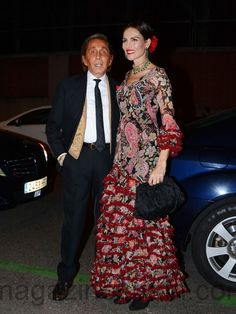 Valentino organiza Fiesta Flamenca en Madrid
