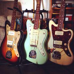 Jazzmasters, Vintage Fenders