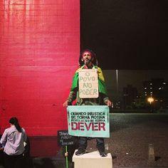 protesto SP. #ogiganteacordou #paulista