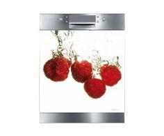 Imán flexible para lavavajillas Frambuesas – 60x85 Home Staging