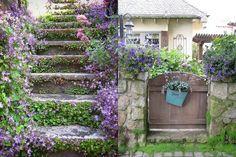 Rośliny i ogród, Klimatyczny ogród - Zapraszamy ciepło na www.tendom.pl