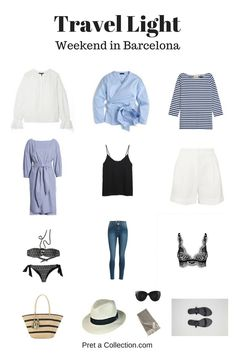 How to style: summer holidays travel capsule wardrobe минима Capsule Wardrobe Mom, Travel Wardrobe, Summer Wardrobe, Summer Minimalist, Minimalist Fashion, Vacation Outfits, Summer Outfits, Cruise Vacation, Disney Cruise
