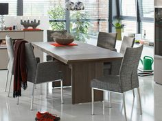 Arte-M DECK 2 table Dining Furniture, Dining Chairs, Dining Table, Two By Two, Furnitures, Brand Names, Kitchen, Deck, Tie