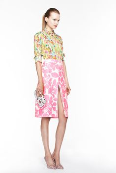 All of this please!  i love the mixed prints! J.Crew Spring 2013 Ready-to-Wear Collection